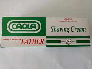 Caola - крем для бритья